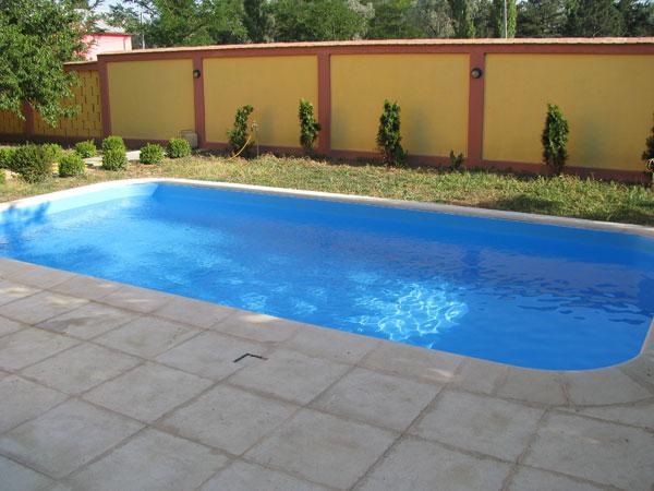 Amenajare piscina beton for Constructie piscine